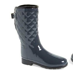 Hunter boots Refined